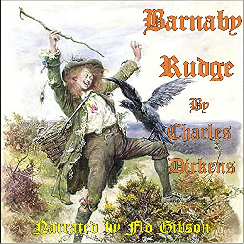 Barnaby Rudge Audiobook By Charles Dickens cover art