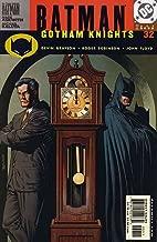 Batman: Gotham Knights #32 VF ; DC comic book