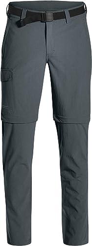 Maier Sports Veste Torid Slim Zip Pantalon de randonnée Homme XL
