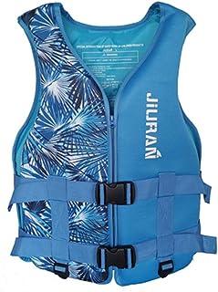 Fdrirect Colete Salva-vidas fit Criança e adultos com peso de 20-100 kg, Jaqueta flutuante Colete De Pesca, dispositivo na...