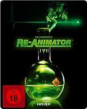 Re-Animator / Bride of Re-Animator (Blu-ray) (Collectible Steelbook Edition) - Jeffrey Combs, Bruce Abbott (2014)
