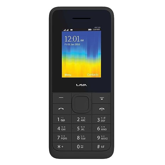Lava ARC 105 (Black)