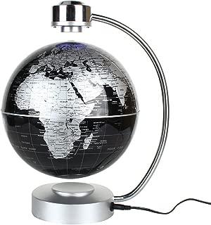 Magnetic Levitation Floating World Map Globe, 8