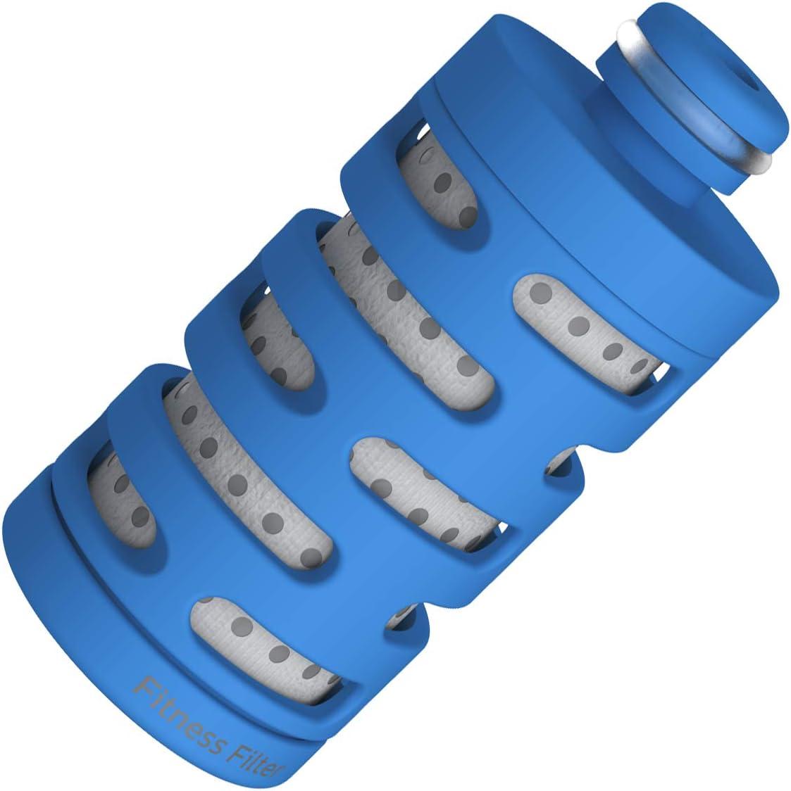 Filtro Para Garrafa De Água Philips Gozero Fitness Active AWP286 Azul - Filtro Para Squeeze!