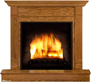 Advanced Graphics Fireplace Life Size Cardboard Cutout Standup