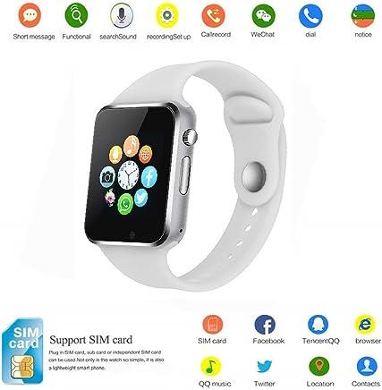 2018 Newest Smart Watch PLYSIN Bluetooth Smartwatch...