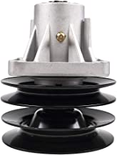 8TEN Deck Spindle Assembly for Cub Cadet MTD White Outdoor GT180 and GT185 Mower 618-0117 918-0117 918-0117B