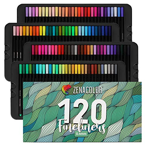 BMS International -  Zenacolor 120 Stifte