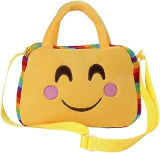 COAFIT Mini Shoulder Bag Cute Smile Pattern Crossbody Bag Handbag for Kids