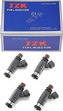 JZK Fuel Injectors 4pcs/Set a17011200ux118 CDH166 INP770 MD319790 15710-66D00 1571066D00 for 1997-2002 Chevy Mitsubishi Suzuki 1.5L 1.6L