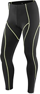 Outto Men's Bike Pants Cycling Tights Padded Riding Clothing Quick Dry