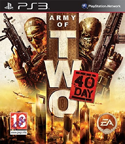 """Army of Two: The 40th Day (PS3) (—A""""ü""""Å)"""