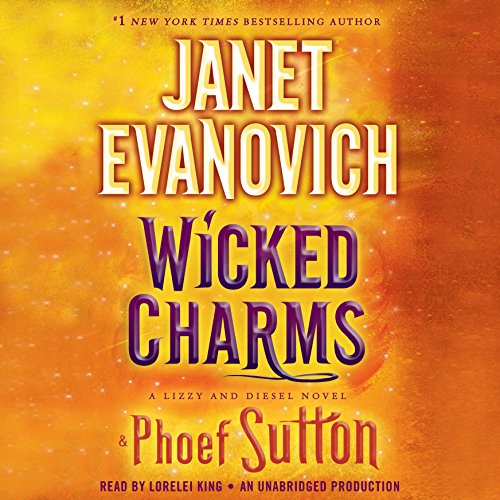 Wicked Charms audiobook cover art