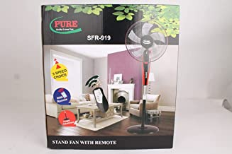 """PURE Electric Fan with 16"""" Remote"""
