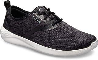 Crocs Men's LiteRide Mesh Lace-Up Sneaker