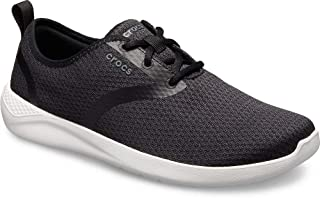 Crocs Men's LiteRide Mesh Lace-Up Sneaker