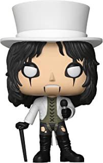 Funko POP!: Rocks Alice Cooper Collectible Figure, Multicolor