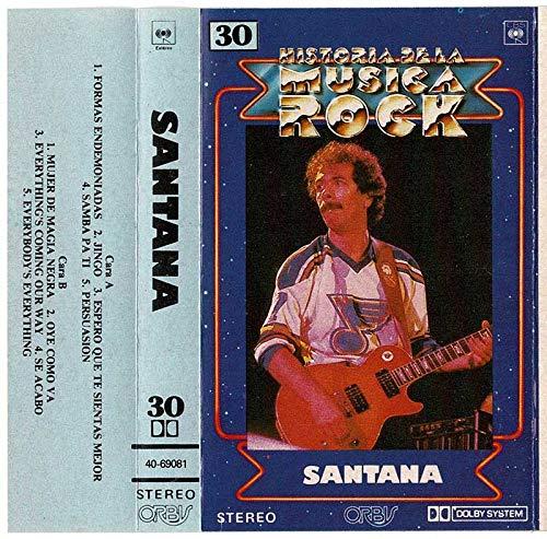 Historia de la Música Rock 30. Casete
