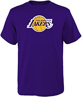 Outerstuff NBA Boys Youth 8-20 Team Color Primary Logo T-Shirt