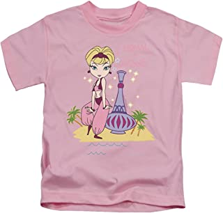 I Dream of Jeannie Island Dance Unisex Youth Juvenile T-Shirt for Girls and Boys