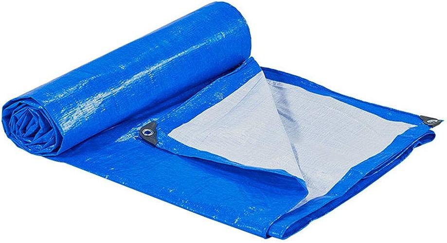 Baches lixin imperméable extérieure en Plastique de (Couleur   Bleu, Taille   8M10M)