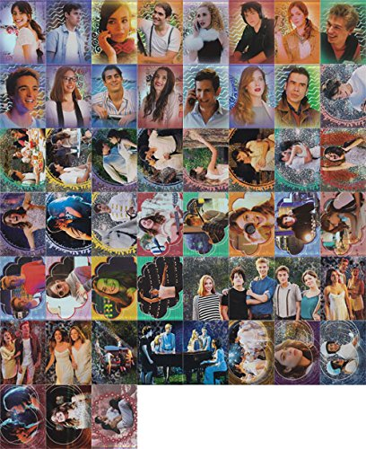 Panini Disney's Tini Violetta Movie Violettas Zukunft - 8x Special Glitzerkarten Auswahl - Deutsche Ausgabe