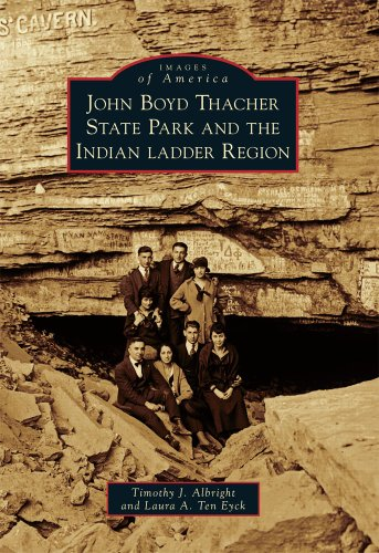 John Boyd Thacher State Park and the Indian Ladder Region (Images of America)