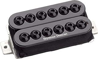 Seymour Duncan SH-8 - Pastilla para guitarra eléctrica para guitarra eléctrica (humbucker), color negro