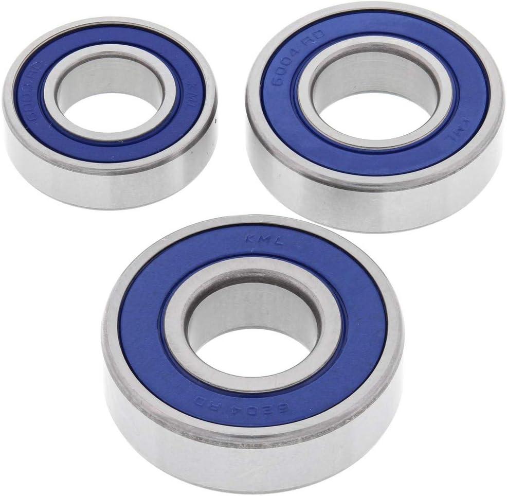All Balls Motorcycle Rear Bearing Sales Kit Wheel Max 67% OFF 25-1056