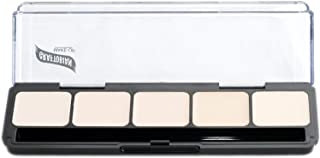 Graftobian HD Glamour Creme Palette, Ultra-Lights