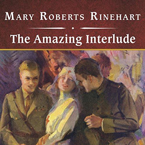 The Amazing Interlude audiobook cover art