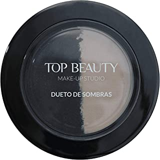 Sombra Duo Top Beauty 01 4, 5 Gr, Top Beauty