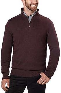 Calvin Klein Men's ¼ Zip Sweater