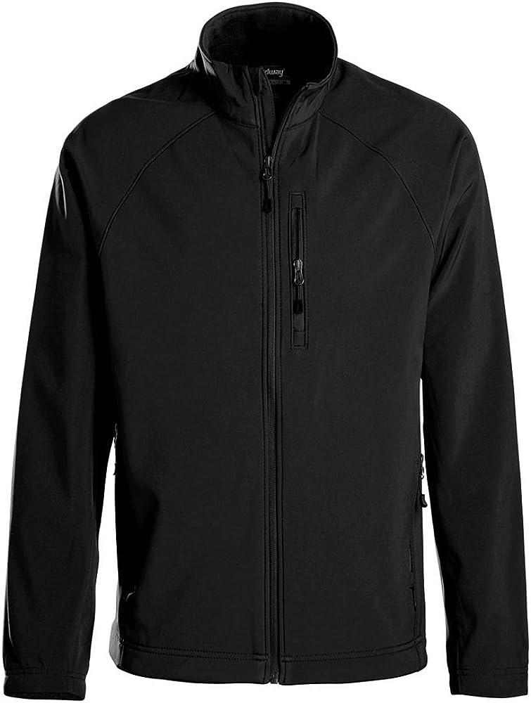 Landway Men's 3 Layer Micro Fleece Soft Shell Jacket