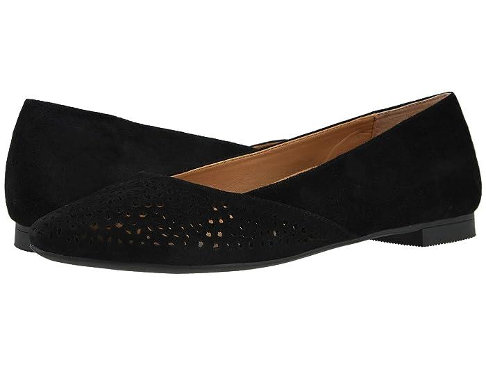 VIONIC  Carmela Perf (Black) Womens Shoes