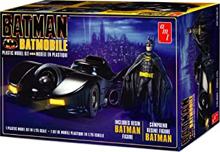 AMT Batman Batmobile 1989 with Batman Figure Model Kit