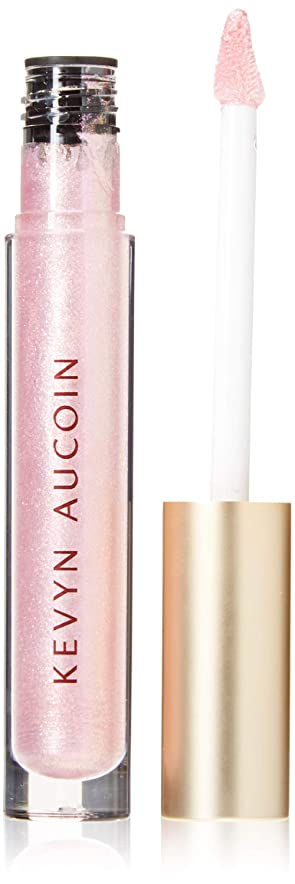 皮肉必要としているそれらKevyn Aucoin The Molten Lip Color - Pink Crystal