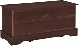 Coaster Home Furnishings Cedar Chest with Warm Brown, 16