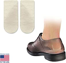 Hapad Lateral Heel Wedge, Orthopedic Shoe Wedges Inserts, 3/4 Length Medial Lateral Wedge Insoles, 3'' Pair