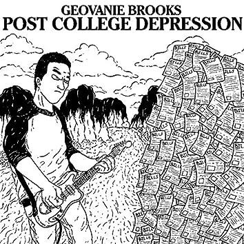 Post College Depression