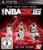 NBA 2K16 (USK ohne Altersbeschränkung) PS3 [Edizione: Germania]