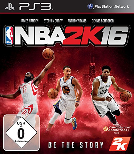 NBA 2K16 - [PlayStation 3]