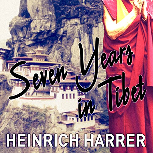 Seven Years in Tibet Titelbild