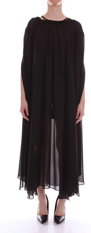 Soani Women's 701803BLACK Black Polyester Dress