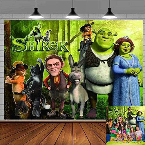 Shrek decorations _image3