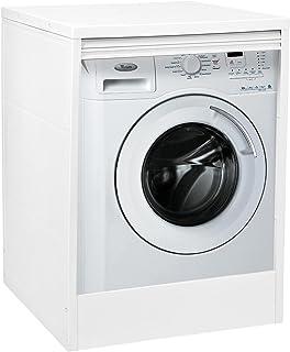 Mobile in resina copri lavatrice in pvc super resistente (1000044767)