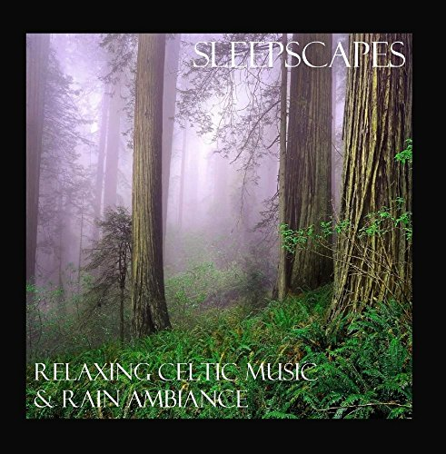 Relaxing Celtic Music & Rain Ambiance