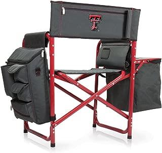 PICNIC TIME NCAA Texas Tech Red Raiders Portable Fusion Chair