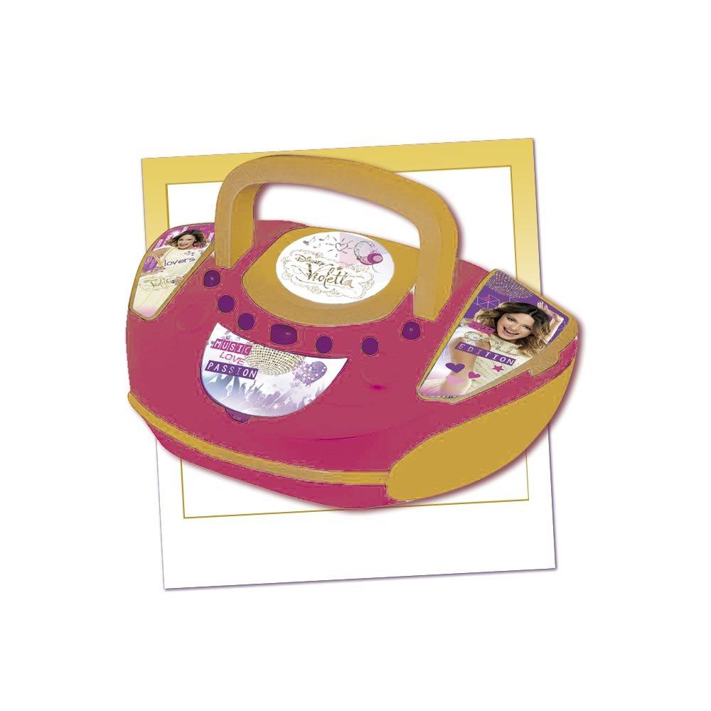 Violetta - Estuche musical para maquillaje (Simba 8880708): Amazon.es: Juguetes y juegos
