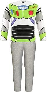 Maglia Maglietta T-Shirt a Manica Corta Disney Toy Story 4 Woody e Buzz Bambino Prodotto Originale con Licenza Ufficiale 52022X